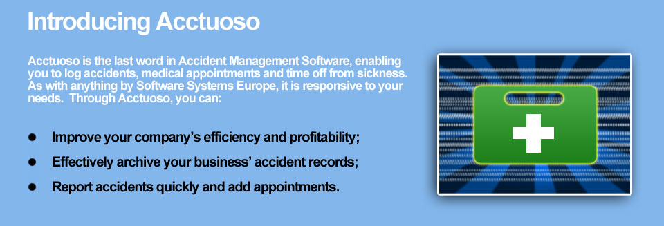 Introducing the Acctuoso Accident Management System