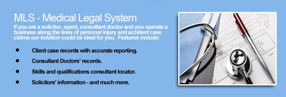 Medical Legal Systems