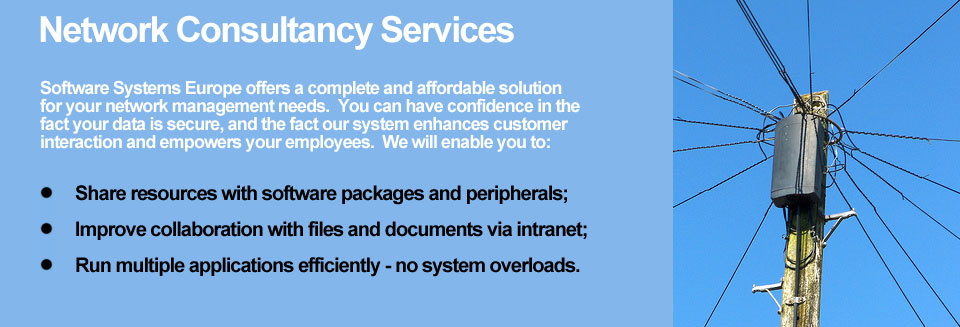 Network Consultancy Services